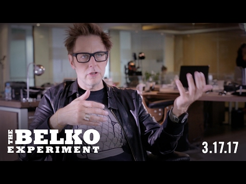 The Belko Experiment (Featurette 'Behind the Scenes with James Gunn')