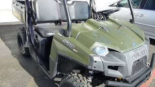 10. 2016 Polaris Ranger 570 Full size