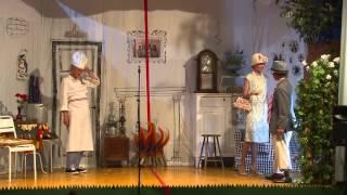Musical 'Het dak eraf!' - GBS de Rank groep 8 / 2015, deel 1