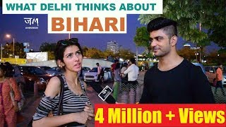 What Delhi Thinks About BIHARI | Public Hai Ye Sab Janti hai | JM JEHERANIUM