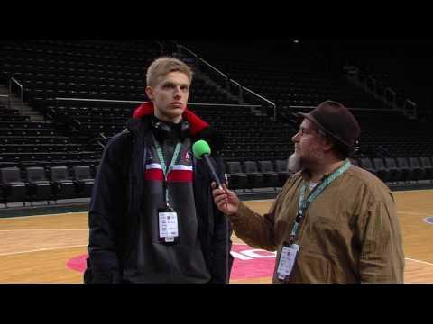 ANGT Kaunas: Interview with Yahuen Massalski, Lietuvos rytas