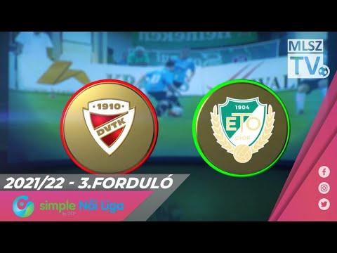 3. forduló DVTK - Győr 1-4 (0-1)