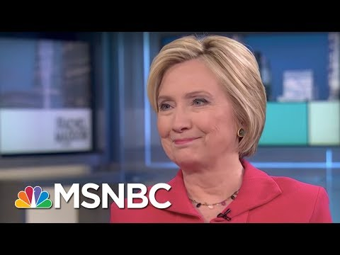 Video Hillary Clinton: Donald Trump Is A Clear And Present Danger To United States | Rachel Maddow | MSNBC download in MP3, 3GP, MP4, WEBM, AVI, FLV January 2017