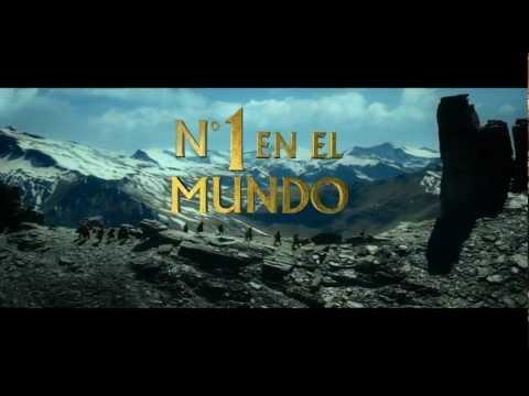 El Hobbit: Un Viaje Inesperado - Spot Número 1 Mundial