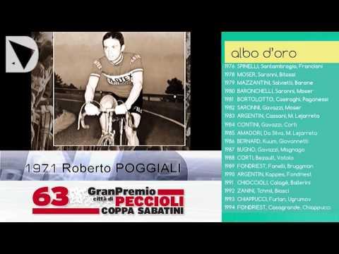 63° Gran Premio Città di Peccioli Coppa Sabatini