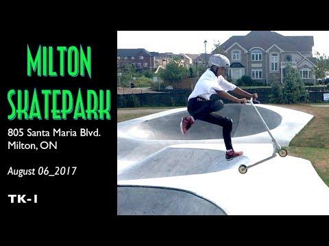 Milton Skatepark
