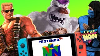7 Bad N64 Games We Want on Switch - Up at Noon by IGN