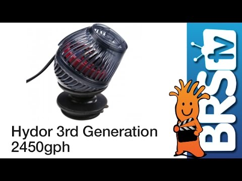 Hydor Koralia Third Generation 2450GPH Flow Dynamics