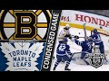 04/23/18 First Round, Gm6: Bruins @ Maple Leafs