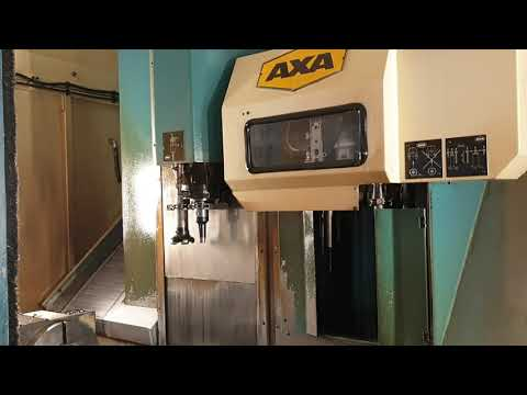 CNC数控铣床 AXA VARIO 2 2000