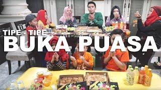 Video TIPE - TIPE BUKA PUASA 11 ANAK | Gen Halilintar MP3, 3GP, MP4, WEBM, AVI, FLV Mei 2019