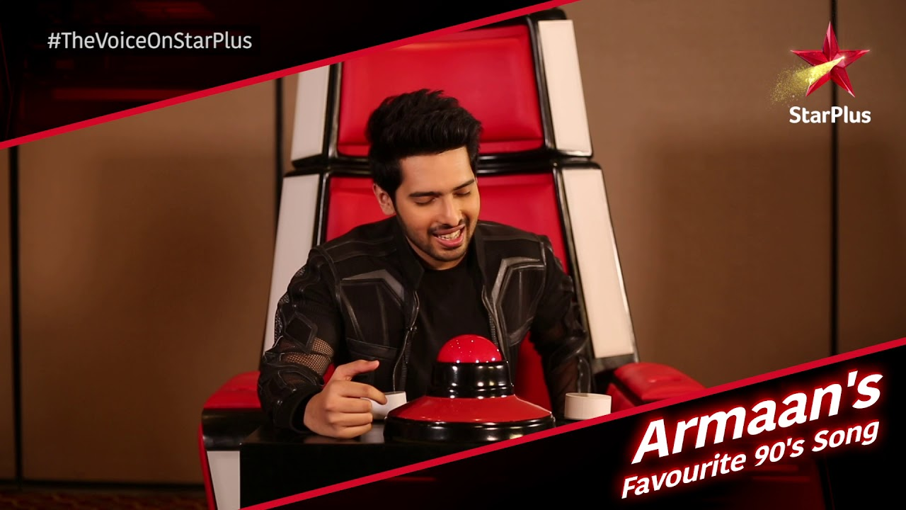 The Voice   Armaan's Favourite 90s Song