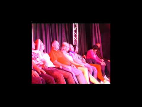 Ian Dee Comedy Stage Hypnotist Show Fantasy Island June 28th 2012