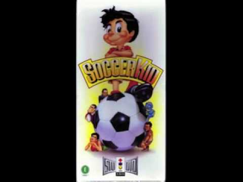 Soccer Kid 3DO