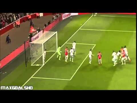 Arsenal vs West Ham United 3-1 2014 All goals and Highlights