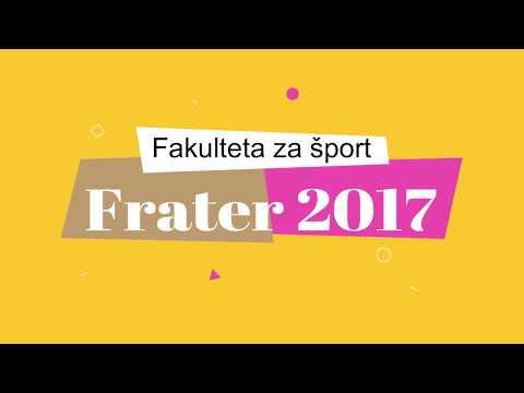 Frater 2017, Fakulteta za šport