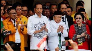 Video Jokowi-Ma'ruf Amin Tampil ke Publik sebelum Mendaftar ke KPU MP3, 3GP, MP4, WEBM, AVI, FLV Mei 2019