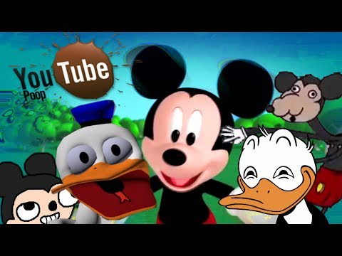 YTP - Mickey Mouse's Clubhouse Catastrophe (MMC Collab) (видео)