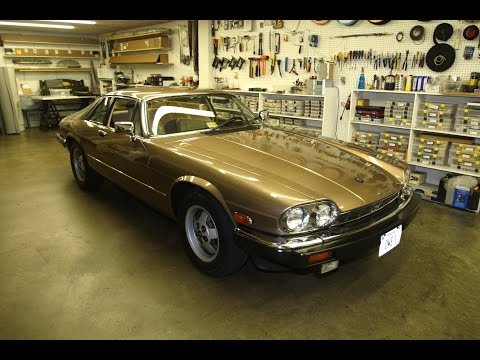 1986 Jaguar XJS V12 Upholstery by Paul's Custom Interiors/Auto Upholstery