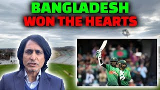 Bangladesh Won The Hearts |Australia Impressive Yet Again