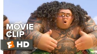 Moana Official Movie Clip - You're Welcome (2016) - Dwayne Johnson Movie by  Movieclips Trailers