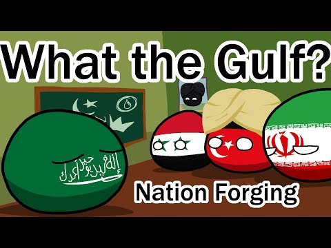 What the Gulf? - Nation Building