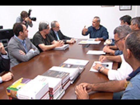 TCE Notícias - TCE e Ecopav se reúnem para buscar solução para impasse...
