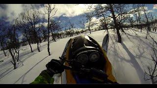 6. Niepsurt Laisvall - PÃ¥sk 2015  Ski-doo Mxz X-rs 800 P-tek