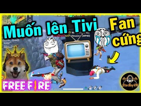 [Free Fire] Leo Rank gặp FAN CỨNG muốn lên Tivi | StarBoyVN - Thời lượng: 18:02.