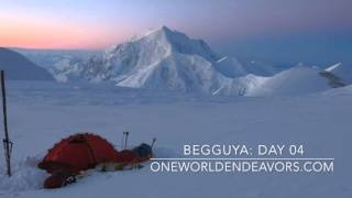 Begguya Expedition: Day 04 Mount Hunter Advanced Basecamp