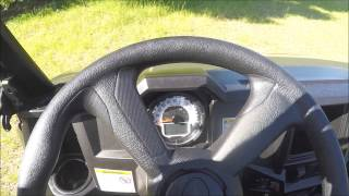 2. 2015 Polaris Ranger ETX (walk through)