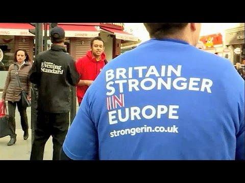 Βρετανικό δημοψήφισμα: Ξεκίνησε επισήμως η καμπάνια υπέρ της παραμονής στην ΕΕ