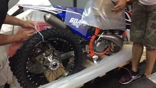 5. 2018 KTM 300 EXC TPI SIX DAYS Edition