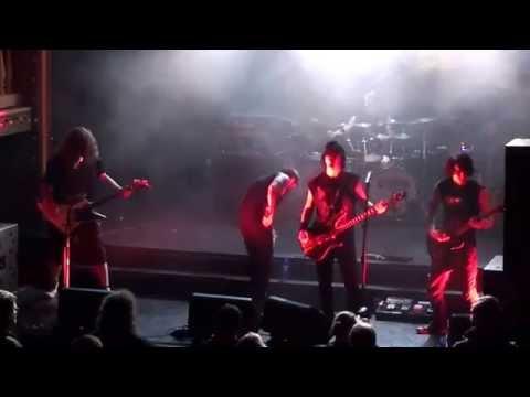 IMPLODE, GRAVE ir ENTOMBED A.D. koncerto Vilniuje vaizdo įrašai