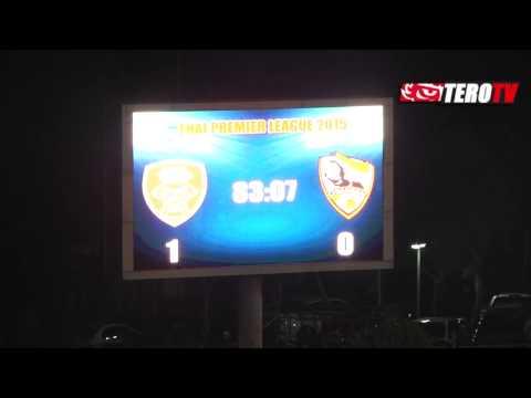 TERO TV Goalhighlight BEC TEO SASANA 1-1 Chiangrai United