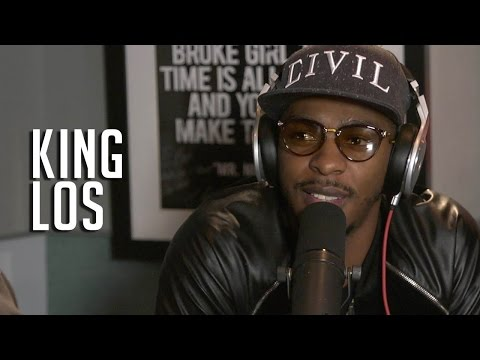 los - King Los talks BMore, Diddy, Failing + New Deal & Bars!