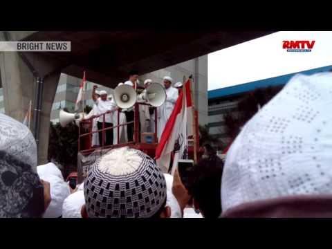 Habib Rizieq: Kapolri Tak Boleh Takut Jenderal Cecunguk