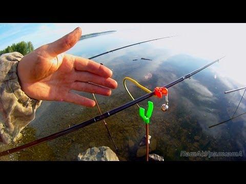 рыбалка на донку для начинающих видео