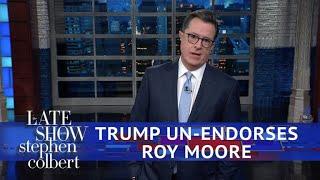 Video Trump Walks Back His Roy Moore Endorsement MP3, 3GP, MP4, WEBM, AVI, FLV Desember 2017