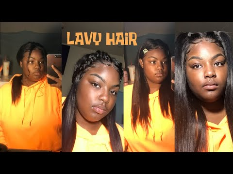 Easy hairstyles - 6 Easy Back To School Hairstyles Ft. Lavy Hair