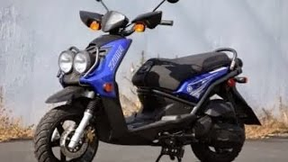 7. 2015 Yamaha Zuma Review, Price, Specs