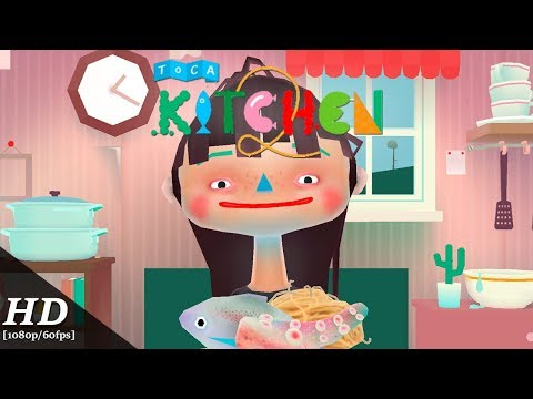 Toca Kitchen 2 Android Gameplay [1080p/60fps]