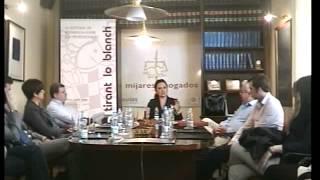 11/03/2011 Los Juicios paralelos en los medios de comunicación.