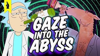 Video Gaze Into the Abyss - Nihilism in Rick and Morty & BoJack Horseman – Wisecrack Edition MP3, 3GP, MP4, WEBM, AVI, FLV Januari 2019