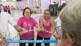 Apoio a mulheres com câncer de mama ajuda no tratamento
