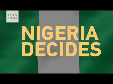 NIGERIA DECIDES: A look at what to expect from Nigeria's presidential election