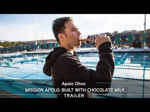 milk - World-champion speedskater Apolo Ohno comes out of retirement to take on the biggest athletic challenge of his career. Ohno will go from the ice to the lava ...