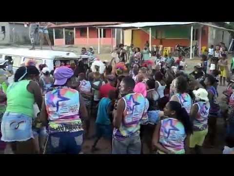 Kombi pancadão. Carnaval 2015 em Porto do nascimento-Mirinzal.