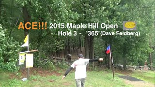 Disc golf: una pazzesca hole in one