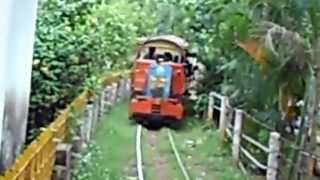 Rourkela India  city photo : TRAIN RIDE IG PARK ( Indira Gandhi Park ) ROURKELA, ORISSA, INDIA